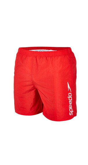 """speedo Scope 16"""" zwembroek rood"""